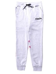 Pantalone Diadora 028861 Kid 100% Cotone Felpina