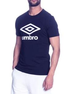 T-Shirt Umbro Uomo 19ITPU0348 100% Cotone