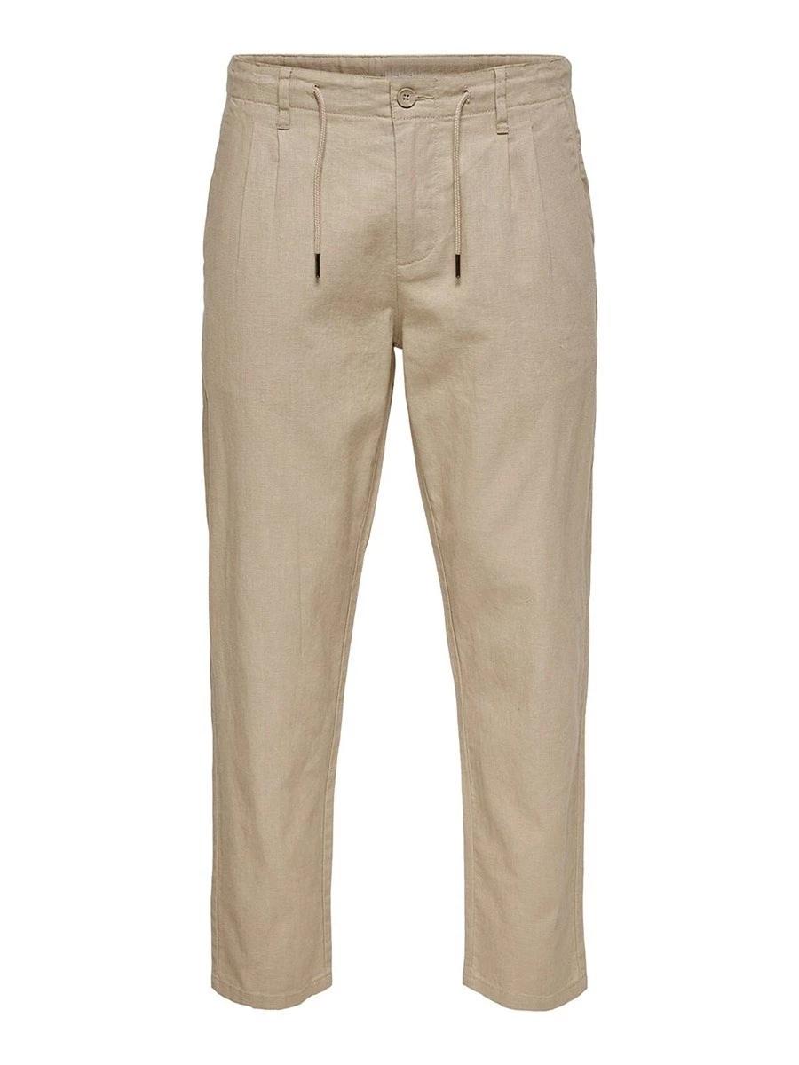Pantalone Only&Son Cotone e Lino 22013002-M