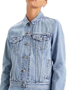 Giubbotto Levi's Jeans Truker Lola 29945-0100-W
