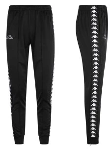 Pantalone Kappa Sport Truoser in Acetato 303KUC0-KID