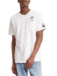 T-Shirt Levi's 34310-0013 100% Cotone