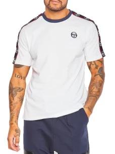 T-Shirt Sergio Tacchini Supermac Dahoma 38315 100% Cotone