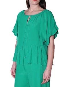 Camicia Operà Maroquein 40417VERDE100% Viscosa