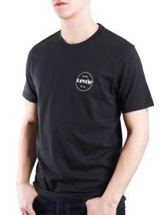 T-Shirt Levi's Perf Graphic67983-0014 100% Cotone Regular Fit