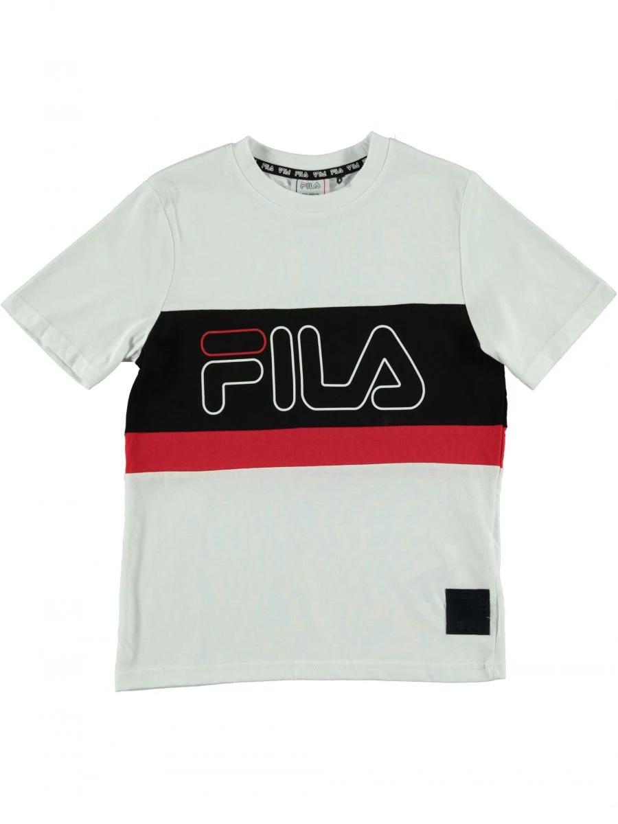 T-Shirt Fila 688138-R69-KID