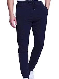 Pantalone Fila 688166-170 Edan in Felpa Unisex Cotone Garzato