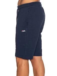 Pantalone Corto Fila 688167-170 Eldon in Felpa  Cotone Garzato