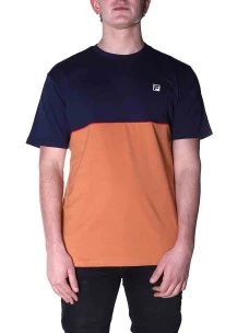 T-Shirt Fila 688562-B108 Anoki Blocked Tee