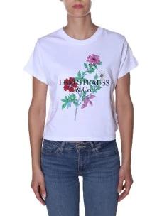 T-Shirt Levi's 69973-0051-W 100%Cotone