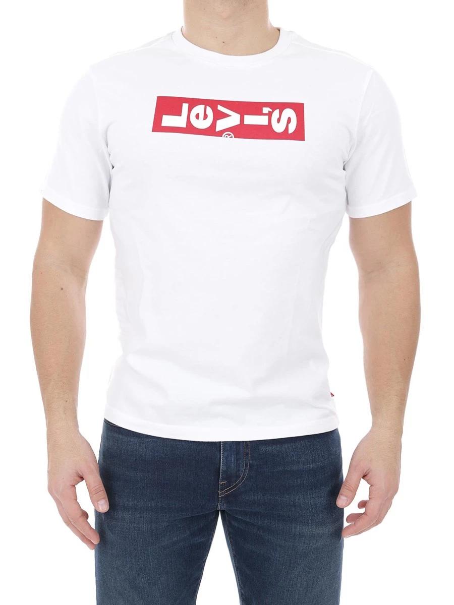 T-Shirt Levi's 69978-0015 Unisex 100%Cotone Over