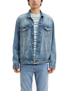 Giubbotto Levi's Jeans Truker Jacket Icy 72334-0351