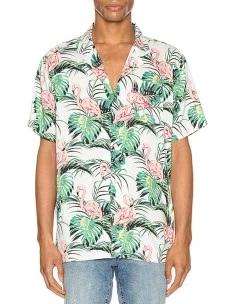 Camicia Levi's 72625-0014 Cubano Shirt Flamingo