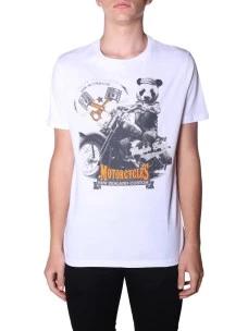 T-Shirt Whale's Bay Uomo BAD-GUY.Cambia Colore esposta al Sole