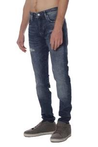 Jeans Meltin Pot Misfits D0131-UP382 Skinny Jeans Striped