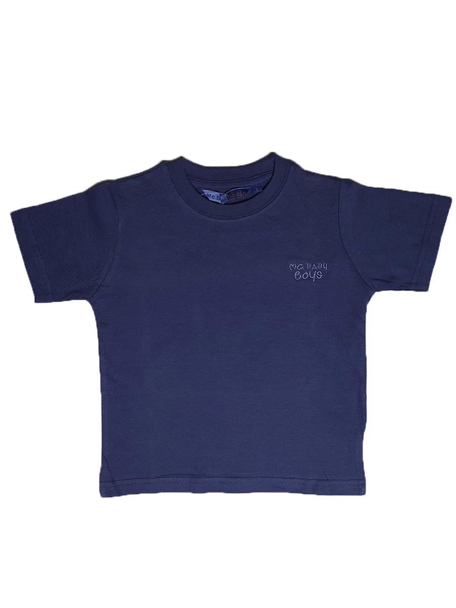 T-Shirt MyBaby-Sky 100 % Cotone