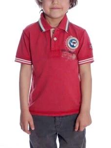 Polo Kid Napapijri Gandy N0Y4X1-2-8 anni