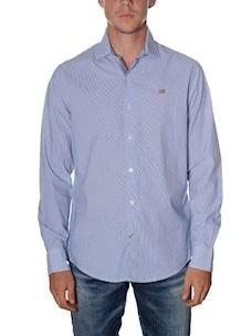 Camicia Napapijri Manica Lunga Garoh Stripe