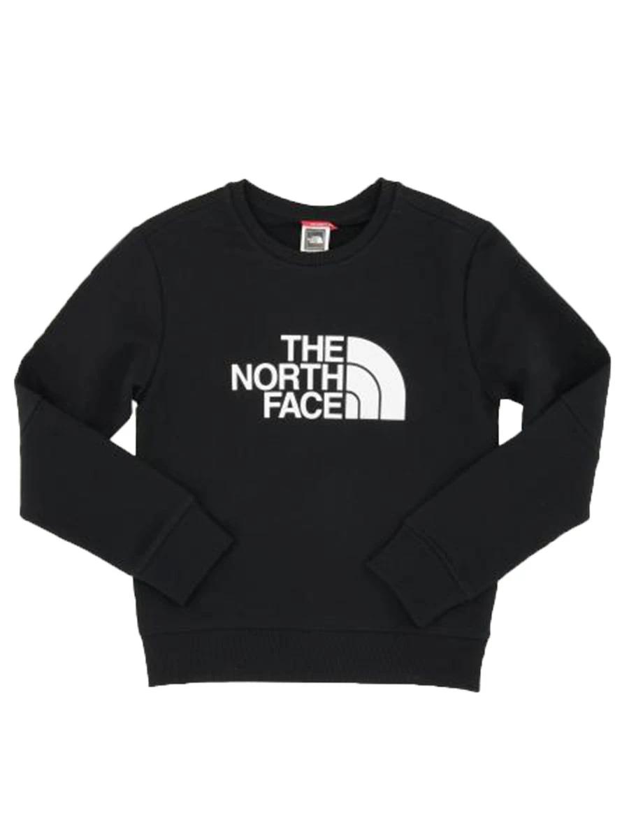 Felpa The North Face Kid NF0A492X-JK3-KID Cotone Garzato