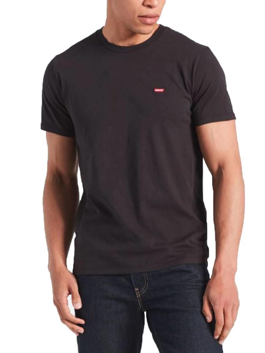 T-Shirt Levi's 56605-0009 Unisex 100%Cotone