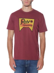 T-Shirt Roy Rogers Vintage 100% Cotone Made in Italy