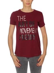 T Shirt Freddy F7-GRA-WT146L03N02V49