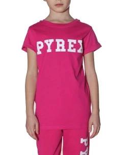 T-Shirt Pyrex Kid PY013520-KID-G 100% Cotone