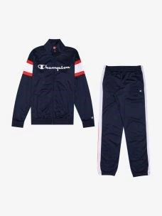 CHAMPION TRACKSUIT TUTA UOMO IN ACETATO