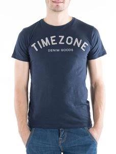 TIMEZONE T-SHIRT UOMO MANICA CORTA