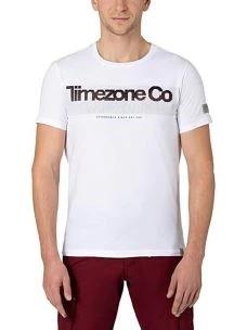 TIMEZONE CO T-SHIRT MANICA CORTA UOMO CON DISEGNO
