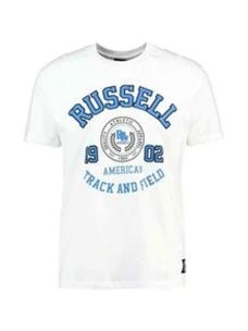 """RUSSELL ATHLETIC T-SHIRT BOYS """"S/S CREW TEE"""""""