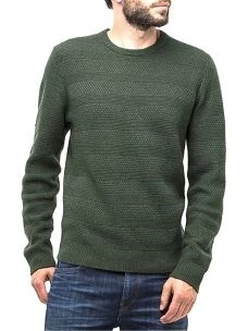 LEE MAGLIONE UOMO WOOL STRUCTURE CREW