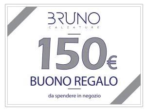 BUONO REGALO DA 150,00 €