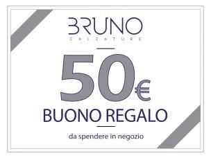 BUONO REGALO DA 50,00 €