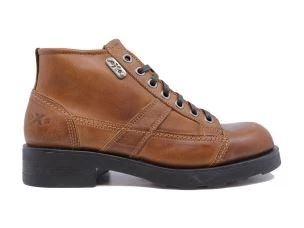 O.X.S. 101141 MEN'S AMPHIBIOUS BOOT IN BROWN LEATHER