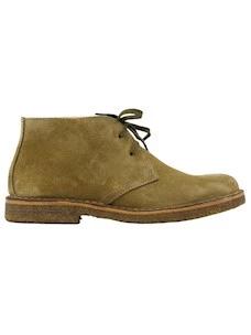 Astorflex Greenflex Men's ankle boot in green