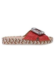 Lagoa Lopez women's low sandal with acessorio