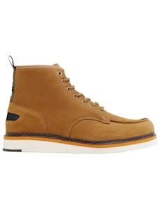 Blauer Riley 01 Men's cognac leather ankle boot