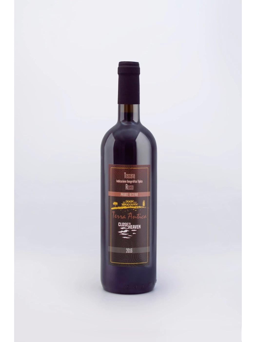 Vino Rosso IGT Private Reserve 2016
